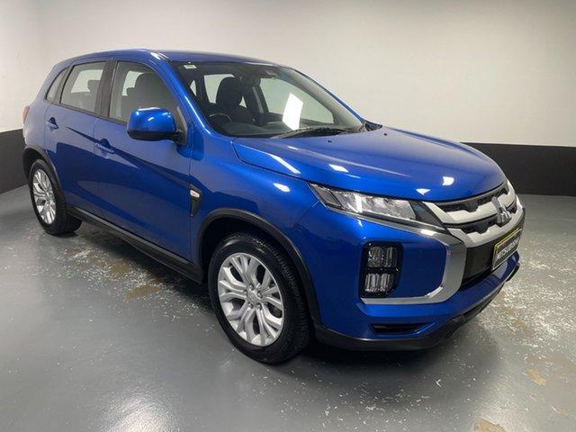 Used Mitsubishi ASX XD MY20 ES 2WD Cardiff, 2019 Mitsubishi ASX XD MY20 ES 2WD Blue 1 Speed Constant Variable Wagon