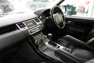 2013 Land Rover Range Rover Sport L320 MY13.5 HSE Luxury Black Black 6 Speed Sports Automatic Wagon