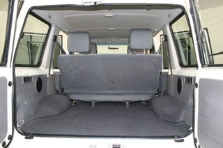 2016 Toyota Landcruiser VDJ76R MY12 Update GXL (4x4) White 5 Speed Manual Wagon
