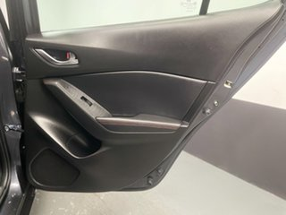 2015 Mazda 3 BM5436 SP25 SKYACTIV-MT GT Grey 6 Speed Manual Hatchback