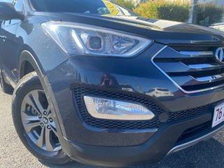2013 Hyundai Santa Fe DM MY13 Active Grey 6 Speed Sports Automatic Wagon.