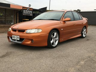 1999 Holden Special Vehicles ClubSport VT II R8 4 Speed Automatic Sedan