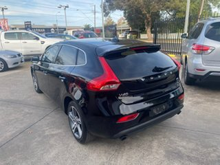 2016 Volvo V40 M Series MY16 T3 Adap Geartronic Kinetic Black 6 Speed Sports Automatic Hatchback