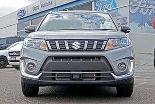 2021 Suzuki Vitara LY Series II Turbo 2WD Grey & Black 6 Speed Sports Automatic Wagon.