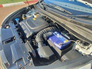 2010 Hyundai ix35 LM Elite AWD Diamond Silver 6 Speed Sports Automatic Wagon