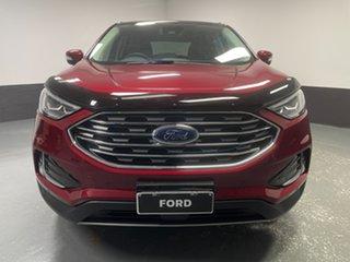 2018 Ford Endura CA 2019MY Titanium Ruby Red 8 Speed Sports Automatic Wagon.