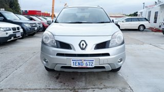 2010 Renault Koleos H45 Dynamique Silver 1 Speed Constant Variable Wagon.