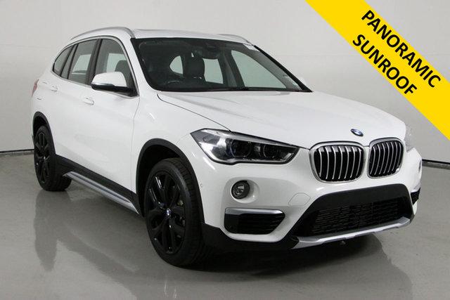 Used BMW X1 F48 MY19 xDrive 25I Bentley, 2019 BMW X1 F48 MY19 xDrive 25I White 8 Speed Automatic Wagon