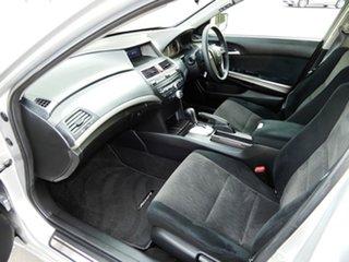 2009 Honda Accord 8th Gen 40th Anniversary Silver 5 Speed Sports Automatic Sedan
