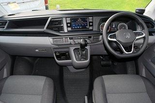 2021 Volkswagen Transporter T6.1 MY21 TDI340 LWB DSG Indium Grey 7 Speed.