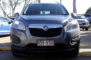 2014 Holden Trax TJ MY15 LS Grey 6 Speed Automatic Wagon