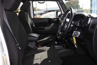 2015 Jeep Wrangler JK MY2015 Unlimited Sport White 5 Speed Automatic Softtop