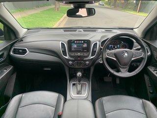2018 Holden Equinox EQ MY18 LTZ FWD Blue 9 Speed Sports Automatic Wagon