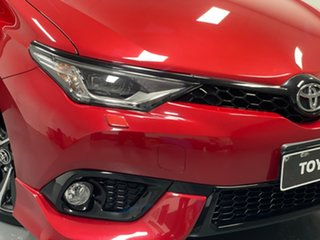 2018 Toyota Corolla ZRE182R ZR S-CVT Red 7 Speed Constant Variable Hatchback.