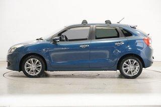 2016 Suzuki Baleno EW GLX Turbo Blue 6 Speed Sports Automatic Hatchback.