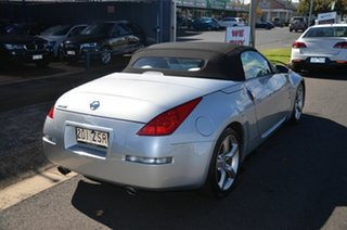 2006 Nissan 350Z Z33 MY06 Upgrade Roadster Track Silver 6 Speed Manual Convertible.