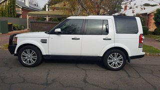 2012 Land Rover Discovery 4 MY12 3.0 SDV6 SE 6 Speed Automatic Wagon.