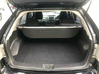 2007 Subaru Impreza S MY07 AWD Black 5 Speed Manual Sedan