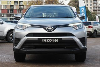 2016 Toyota RAV4 ZSA42R MY16 GX (2WD) Silver Continuous Variable Wagon
