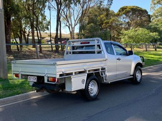 2015 Isuzu D-MAX TF MY15 SX (4x4) Silver 5 Speed Automatic Space Cab Chassis