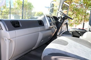 2015 Nissan UD White Automatic Cab Chassis