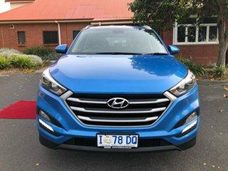 2017 Hyundai Tucson TL MY17 Active X 2WD Ara Blue 6 Speed Sports Automatic Wagon