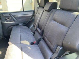2011 Mitsubishi Pajero NW MY12 GLX Brown 5 Speed Sports Automatic Wagon