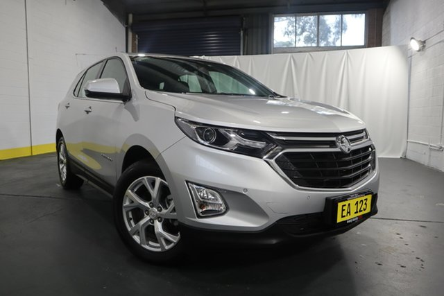 Used Holden Equinox EQ MY18 LT FWD Castle Hill, 2019 Holden Equinox EQ MY18 LT FWD Silver 9 Speed Sports Automatic Wagon