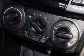 2015 Suzuki Swift FZ MY15 GL White 5 Speed Manual Hatchback