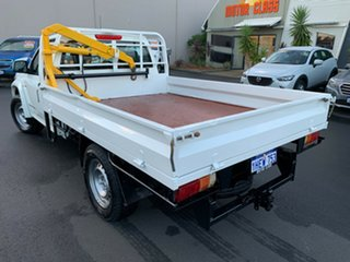 2010 Holden Colorado RC MY10 DX White 5 Speed Manual Cab Chassis.