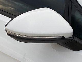 2015 Volkswagen Golf VII MY15 90TSI DSG White 7 Speed Sports Automatic Dual Clutch Hatchback