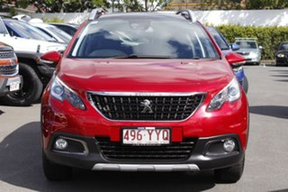 2018 Peugeot 2008 A94 MY18 Allure Red 6 Speed Sports Automatic Wagon.