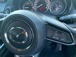 2016 Mazda CX-9 TC Touring SKYACTIV-Drive Silver 6 Speed Sports Automatic Wagon