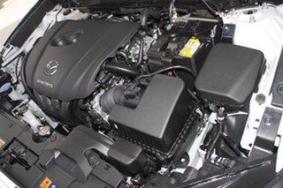 2021 Mazda CX-3 DK2W7A Maxx SKYACTIV-Drive FWD Sport Snowflake White Pearl 6 Speed Sports Automatic