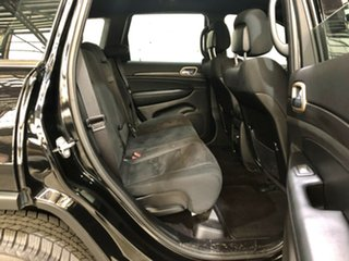 2016 Jeep Grand Cherokee WK MY17 Laredo 4x2 Black 8 Speed Sports Automatic Wagon