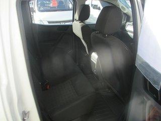2015 Ford Ranger XL XL 3.2 (4x4) White 6 Speed Automatic Dual Cab