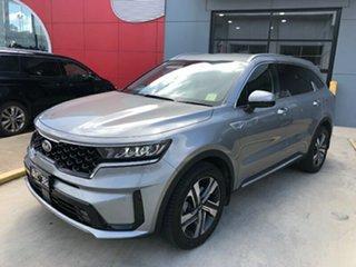 2020 Kia Sorento MQ4 MY21 Sport+ Steel Grey Semi Auto Wagon.