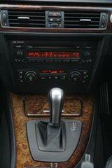 2006 BMW 3 Series E90 325i Steptronic Black 6 Speed Sports Automatic Sedan