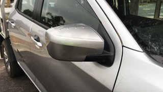 2020 Mazda BT-50 TFR40J XT 4x2 Ingot Silver 6 Speed Sports Automatic Cab Chassis