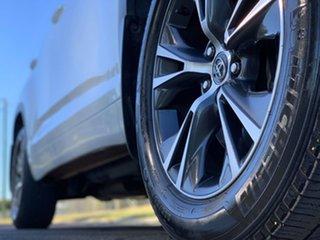 2018 Toyota Kluger GSU50R GX (4x2) Crystal Pearl 8 Speed Automatic Wagon.