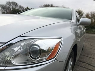 2006 Lexus GS GRS190R GS300 Sports Luxury Silver 6 Speed Sports Automatic Sedan