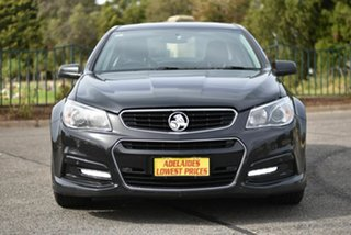 2015 Holden Commodore VF MY15 SV6 Black 6 Speed Sports Automatic Sedan.