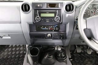2017 Toyota Landcruiser LC70 VDJ76R MY17 GXL (4x4) Grey 5 Speed Manual Wagon