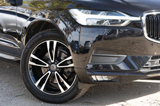 2018 Volvo XC60 UZ MY18 D4 AWD Momentum Black 8 Speed Sports Automatic Wagon.