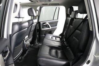 2013 Toyota Landcruiser VDJ200R MY13 Sahara (4x4) Silver 6 Speed Automatic Wagon