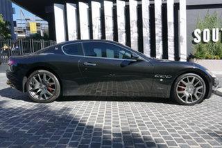 2010 Maserati Granturismo M145 Nero Black 6 Speed Sports Automatic Coupe.