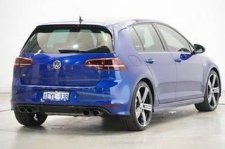 2016 Volkswagen Golf VII MY16 R DSG 4MOTION Blue 6 Speed Sports Automatic Dual Clutch Hatchback