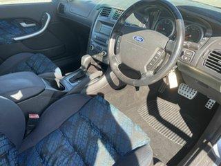 2006 Ford Falcon BF XR6 Silver 6 Speed Auto Seq Sportshift Sedan