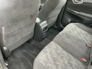 2016 Nissan Pulsar B17 Series 2 Upgrade ST White Continuous Variable Sedan