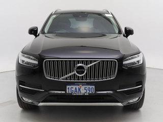 2016 Volvo XC90 256 MY16 D5 2.0 Inscription Black 8 Speed Automatic Wagon.